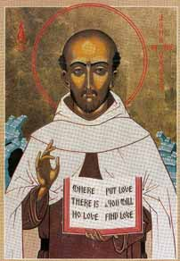 Saint John Of The Cross.